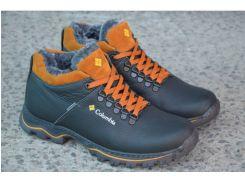 Мужские кожаные ботинки Columbia М-93