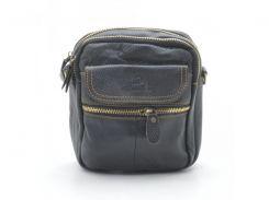 Мужская сумка S16-111-4 black