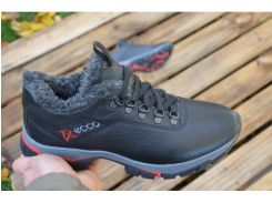 Мужские кожаные ботинки Ecco М-15