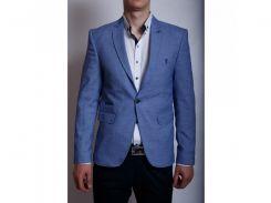 Пиджак мужской LB 037187 синий