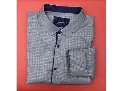 Рубашка мужская батальная Amato 172813_1