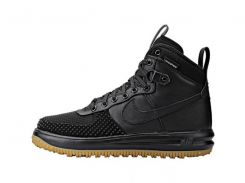 Кроссовки мужские Найк Nike Lunar Force Duckboot Black