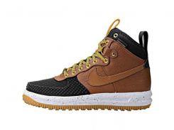 Кроссовки мужские Найк Nike Lunar Force Duckboot Braun