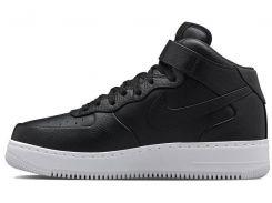 Кроссовки мужские Найк Nike Lab Air Force 1 Mid Leather
