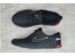 Мужские кожаные кроссовки Nike 76/25