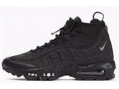 """Nike Air Max 95 Sneakerboot """"Triple Black"""" 2017"""