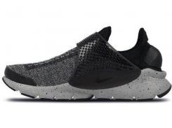 """Кроссовки мужские Найк Nike Sock Dart SE Premium """"Special Edition"""" Grey"""