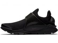 Кроссовки мужские Найк Nike Presto Sock Dart Triple Black