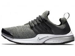 Кроссовки мужские Найк Nike Air Presto Fleece Grey