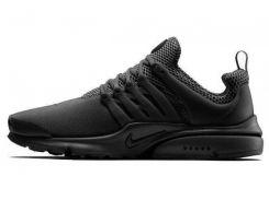 Кроссовки мужские Найк Nike Air Presto Fleece Black