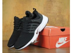 Кроссовки мужские Найк Nike Air Presto Black/White