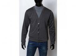Кардиган мужской Ridak'o 14502_1 серый