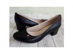 Туфли женские El Passo Тк 1647-3582 ч к