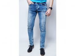Джинсы мужские Armani 004 синие