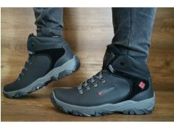 Мужские кожаные ботинки Yavgor Legend black