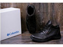 Мужские кожаные ботинки Columbia ZK Traction Winter