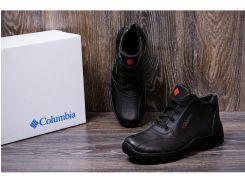 Мужские кожаные ботинки Columbia ZK Antishok Winter