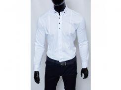 Рубашка мужская G-Port 0001 белая