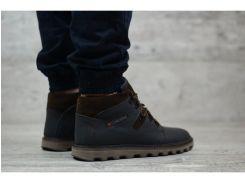 Мужские кожаные ботинки   Б 315