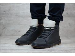 Мужские кожаные ботинки   Б 10-51