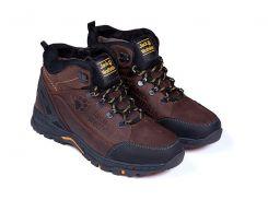 Мужские кожаные ботинки   Jack Wolfskin