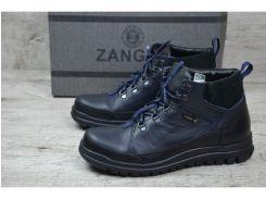 Мужские кожаные ботинки   Zangak  123