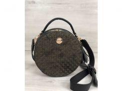 Молодежная женская сумка 32305