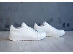 Кроссовки женские  5801 белый