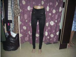 Новинка! брюки-лосины женские замшевые новые украина 42 44 46 48 50