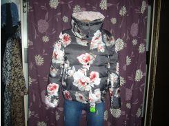 Новинка! куртка женская деми двухсторонняя новая китай l xl xxl