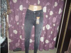 Новинка! джинсы женские dekploy! турция! в наличии! 26-31 р!
