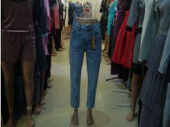 Новинка!!! джинсы мом dekploy турция! в наличии! 25-31 р!