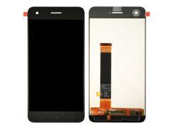 Дисплей для HTC 10 Desire Pro + touchscreen, черный, оригинал (Китай)