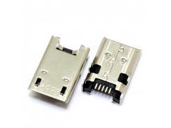 Разъем зарядки Asus ME102 MeMO Pad 10/ME176/ME180/ME301T/ME301/ME302/ME372CG/ME373 (K001/K005/K00A),