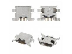 Разъем зарядки Huawei P7 (P7-L10) Ascend, micro-USB