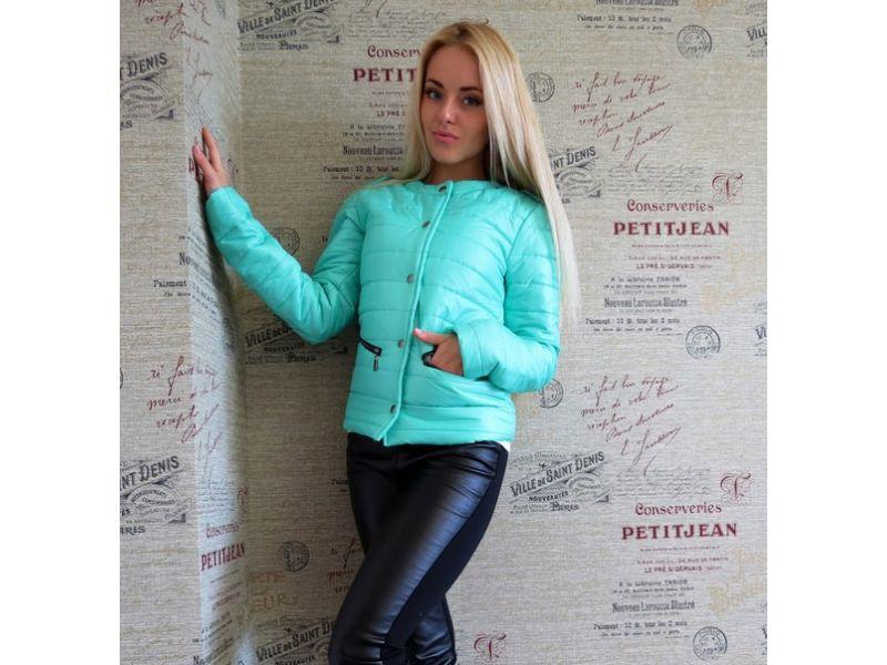 715acec3 Куртка женская весна-осень 182 (24) купить недорого за 502 грн. на ...