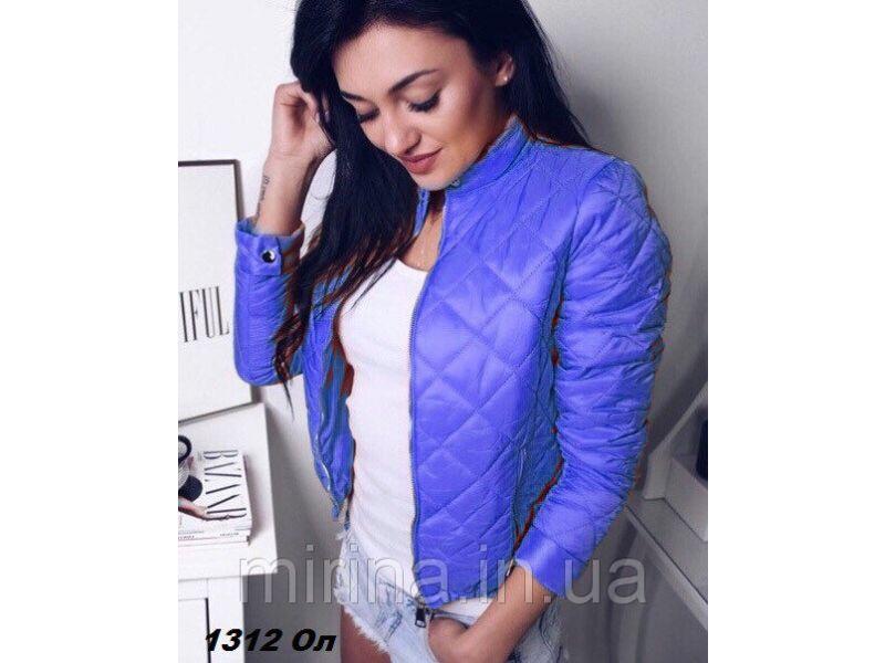df6c498d Женская куртка осень-весна короткая 1312 ол купить недорого за 442 ...