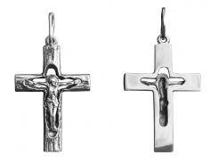 Крестик серебряный арт. 3009 упс