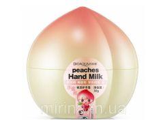 Увлажняющий противовоспалительный крем для рук персик от BIOAQUA