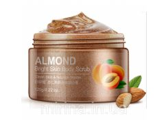 Cкраб для тела с маслом миндаля BioAqua Almond Bright Skin Body Scrub