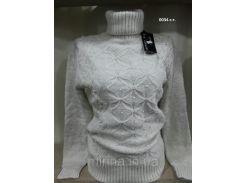 Вязаный свитер женский 0034 с.т.