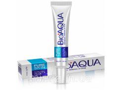 Антибактериальный крем для лица Bioaqua Концентрированный против акне и воспалений 30 г