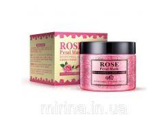 АКЦИЯ! Восстанавливающая маска на основе экстракта розы и гиалуроновой кислоты