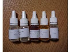 Ароматизаторы пищевые (для добавления в жидкость электронных сигарет) 10 мл