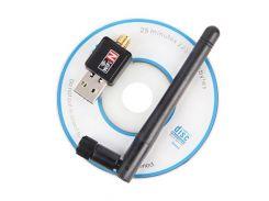 Мини Wi-Fi USB адаптер iMic-С 150 Мбит/c 802.11b/g/n  для ноутбука /PC