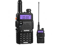 Цифровые рации Baofeng DM-5R Plus 136-174 /400-520 МГц 1800 mAh 5Вт 2 комплекта