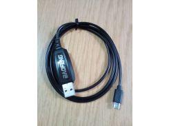 BAOFENG USB кабель для программирования рации T1 — чёрный