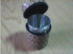 Набор рюмок 4х30 изкоррозионнойстойкой стали в чехле