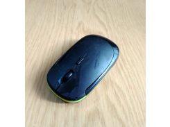 Беспроводная мышь прорезиненная б/у рабочая