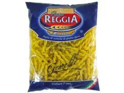 Макароны Reggia из твердых сортов Близнецы 500 гр Италия